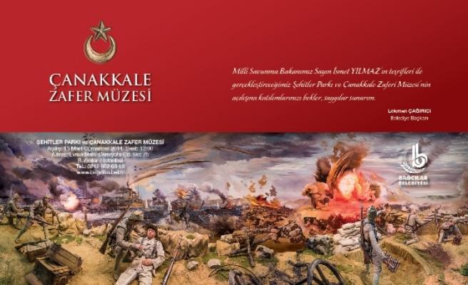 Çanakkale Zafer Müzesi açılıyor