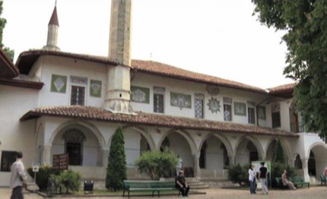 Rus Müslümanların merkezi: Bahçesaray (video)