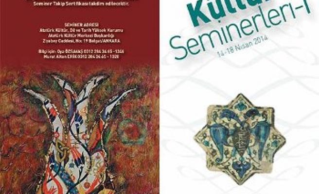 Ankara'da 5 günlük kültür şöleni