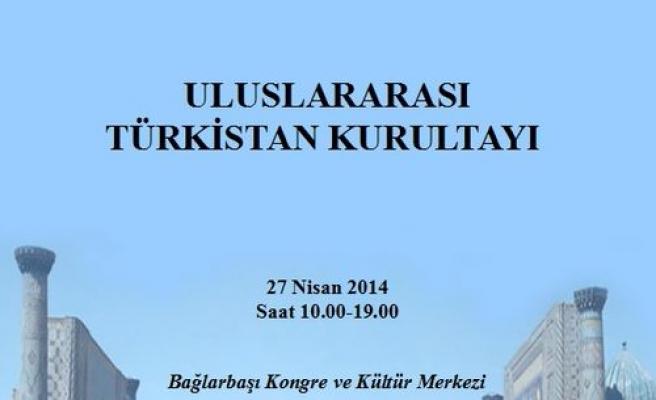 Türkistan Kurultayı toplanıyor