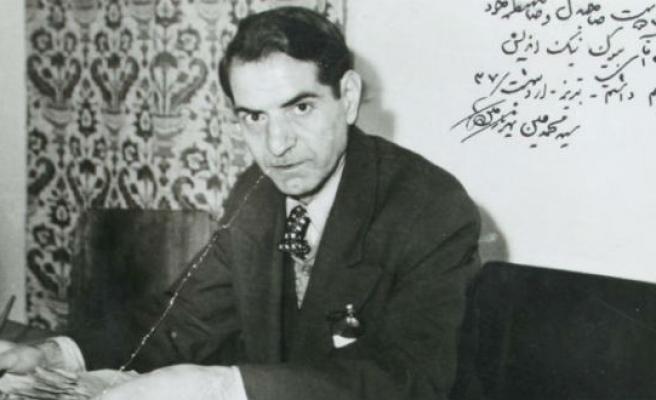 Ünlü Azeri şair Şehriyar İstanbul'da anıldı (video)
