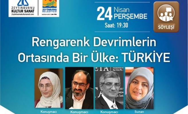 Devrimlerin ortasında bir ülke: Türkiye