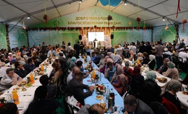 Moskova'da Ramazan ayı nasıl geçiyor?