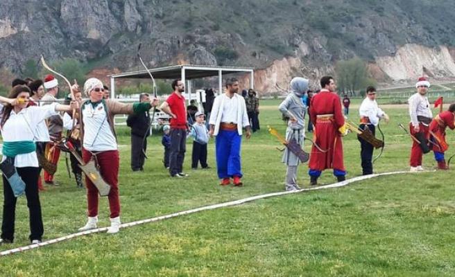 Beşiktaş'ta Okçuluk şöleni