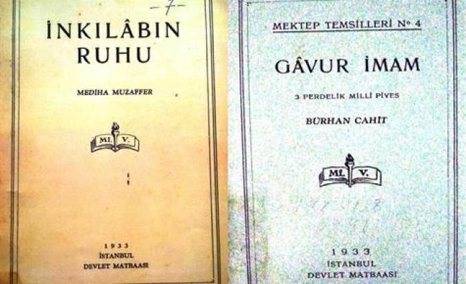 1930'lu yıllar inkılap kitaplarında din