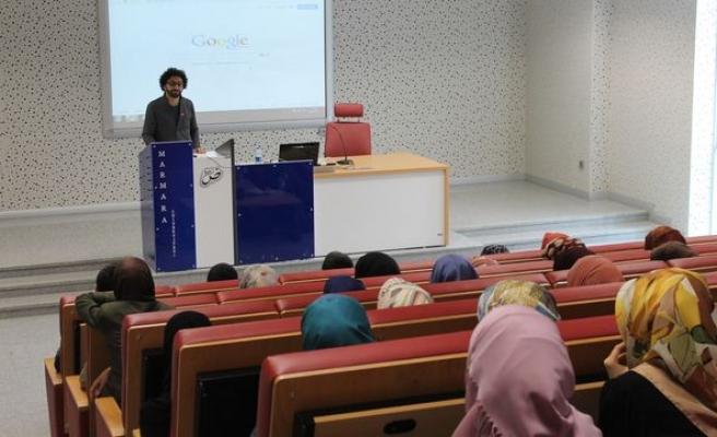 Nevres Ebu Salih sinema ve din hakkında konuştu
