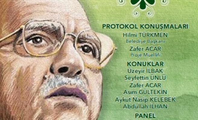 Sezai Karakoç saygı gecesi