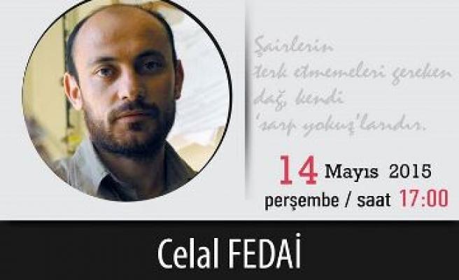 Celal Fedai Ankara'da