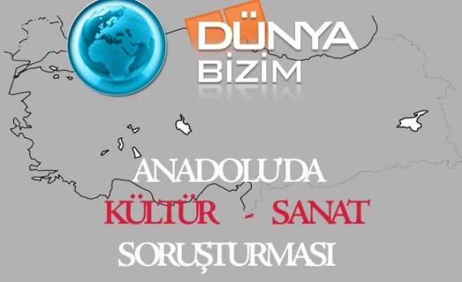 Anadolu'daki vakıf ve dernekler neler yapıyorlar?