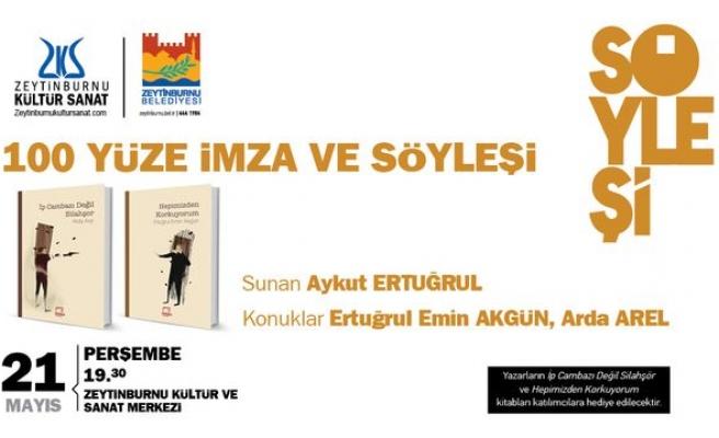Genç öykücüler Zeytinburnu'nda
