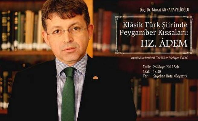 Hz. Âdem'in klasik Türk şiirindeki yeri