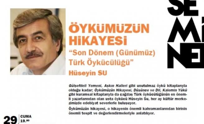 Günümüz Türk öykücülüğünü anlatacak