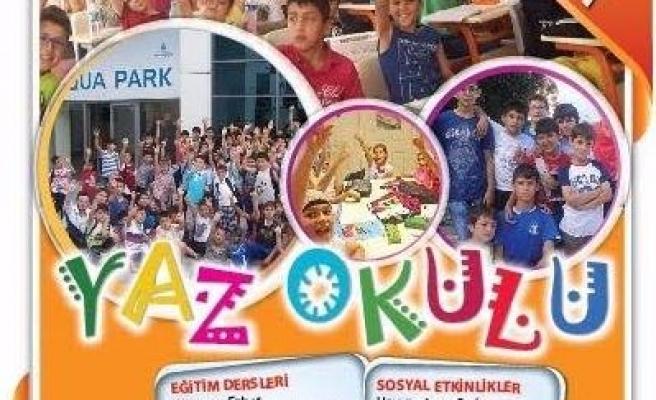 Çocuklar ve gençlere özel yaz etkinlikleri
