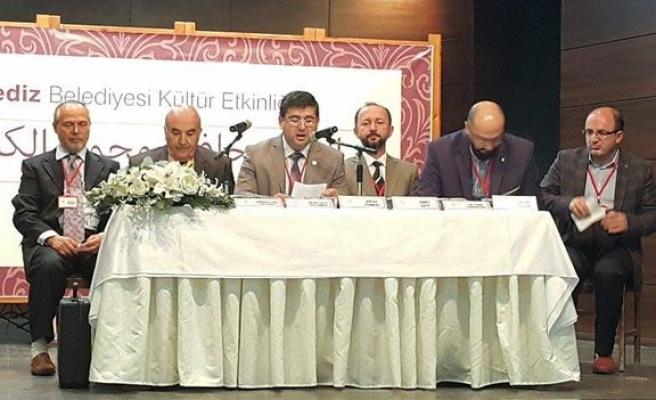 Gedizli Mehmet Efendi paneli tertip edildi