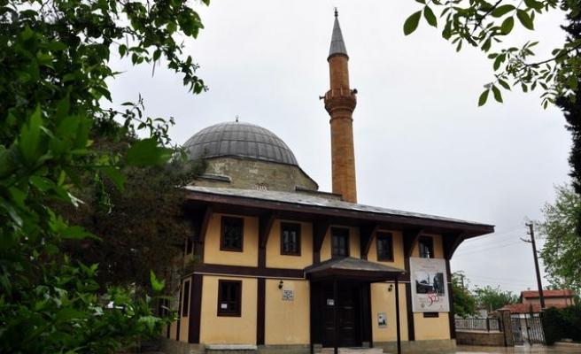 Keşan'da 500 yıllık tarihi bir cami Hersekzade