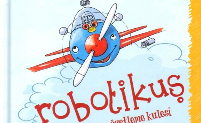Konuşan bir uçağımız var: Robotikuş