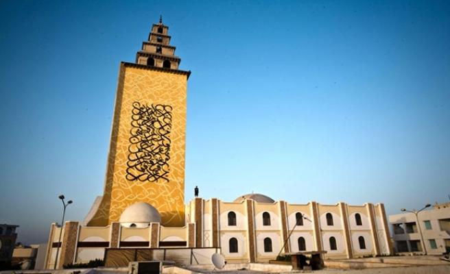 Graffitiyi minareye çıkaran adam: El Seed