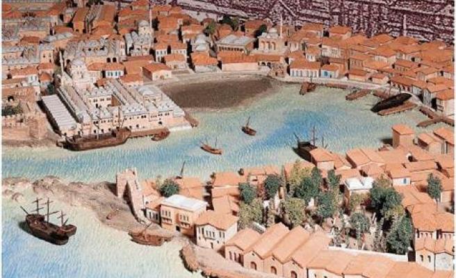 18. yy.'da Doğu Akdeniz'de ticaret