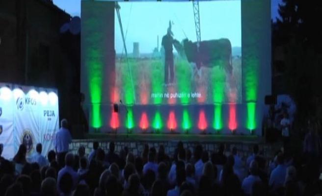 Prizren'de 'göç' konulu filmler gösterimde (video)