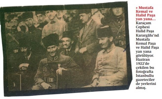 Unutturulan bir kahraman: Deli Halid Paşa