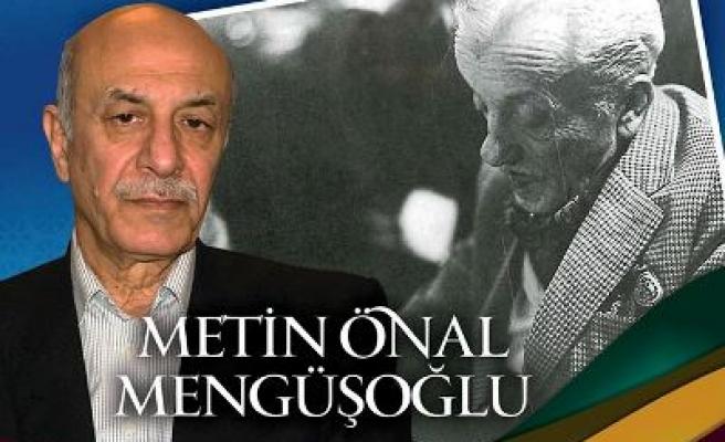 Metin Önal Mengüşoğlu Konya'da