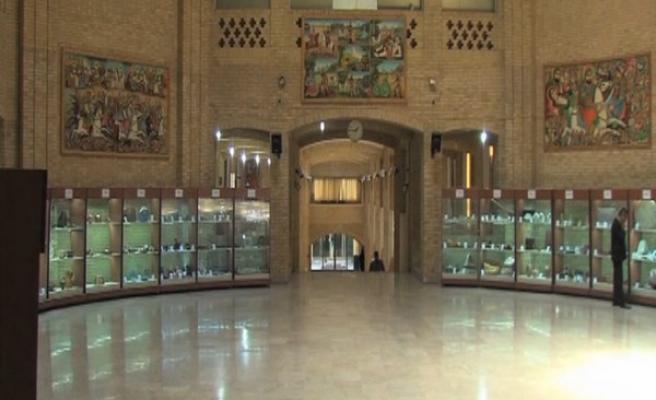 İran'ın kaybolan el sanatlarından biri: Ayna işçiliği (video)