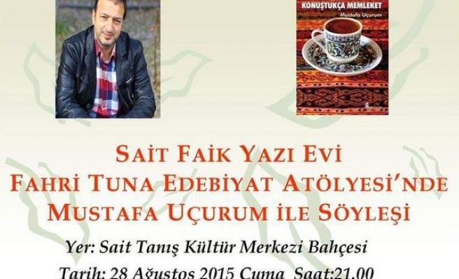 Mustafa Uçurum Adapazarı'nda