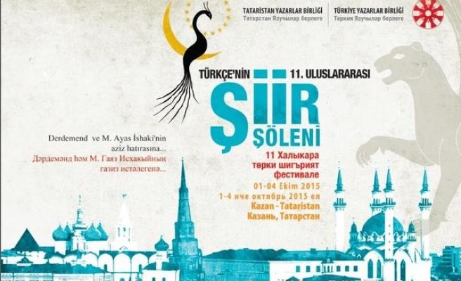 Türkçe'nin 11. Uluslararası Şiir Şöleni