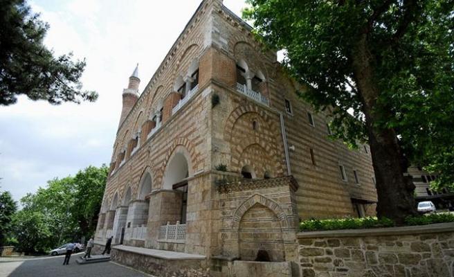 Bursa'da Murad Hüdavendigar Camii bir başka