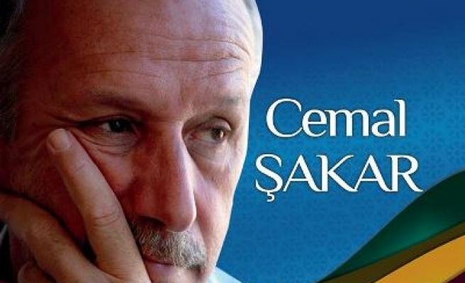 Cemal Şakar Konya'da