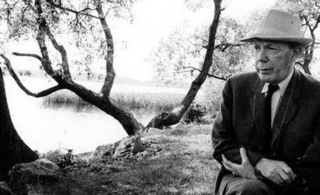 Külleri bize savrulmuş bir İsveçli şair Gunnar Ekelöf