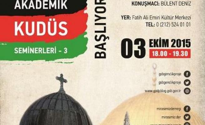 İslamiyet öncesi Kudüs nasıldı?