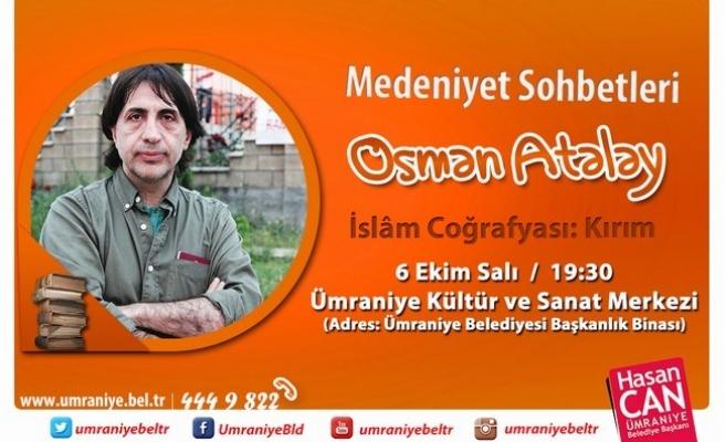 Osman Atalay Ümraniye'de