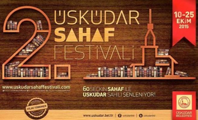 Üsküdar Sahaf Festivali başlıyor