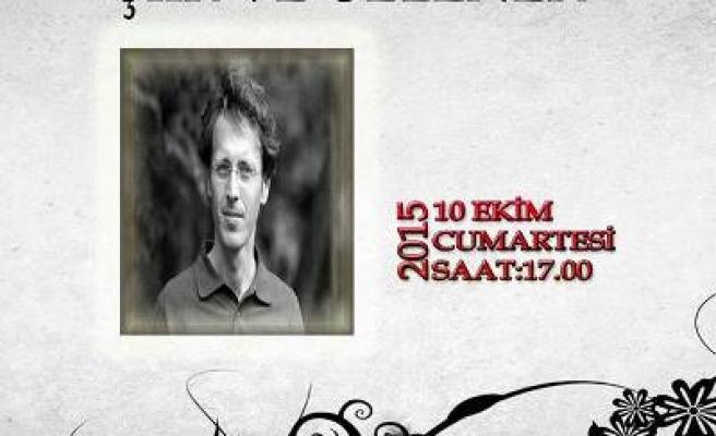 Ankara'da şiir ve gelenek konuşulacak