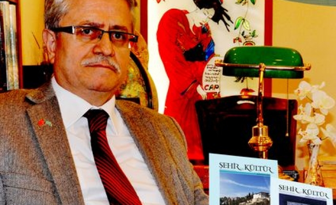 Babıali'de Şehir ve Kültür konuşulacak