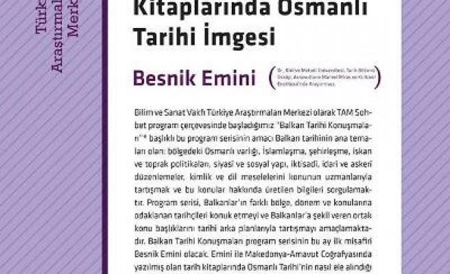 Tarih kitaplarında Osmanlı tarihi imgesi