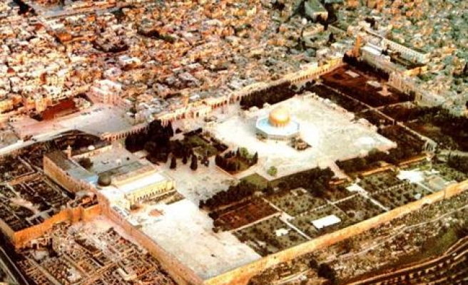 XVI. asırda Kudüs'te bir mahalle hayatı