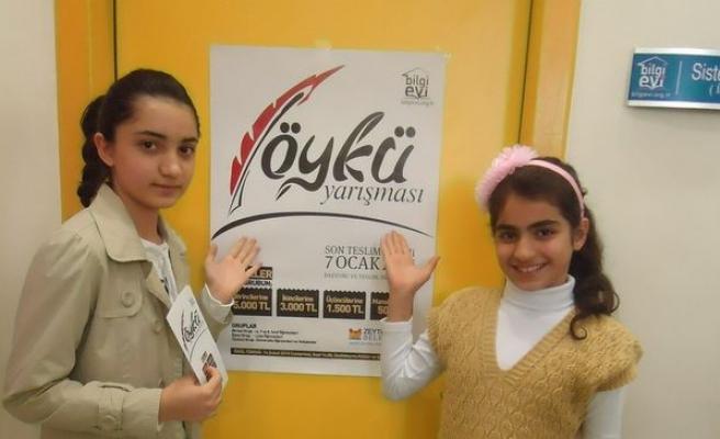 Zeytinburnu bilgi evlerinden öykü yarışması