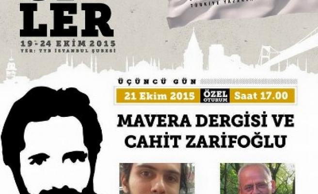 Cahit Zarifoğlu ve Mavera dergisi