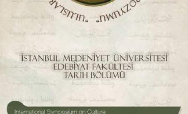 Orta ve Batı Asya'da Yönetim Kültürü sempozyumu