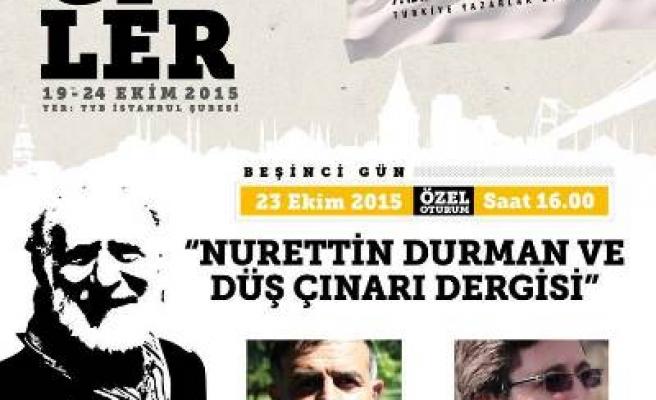 Nurettin Durman ve Düş Çınarı dergisi