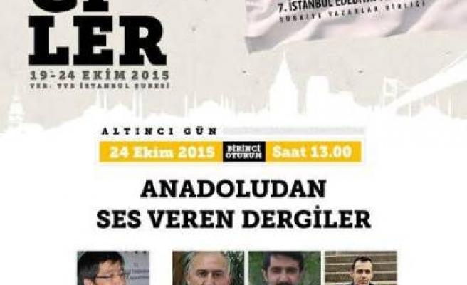 Anadolu'dan ses veren dergiler
