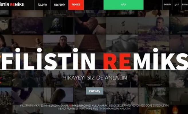 Kendi Filistin belgeselini kendin yap