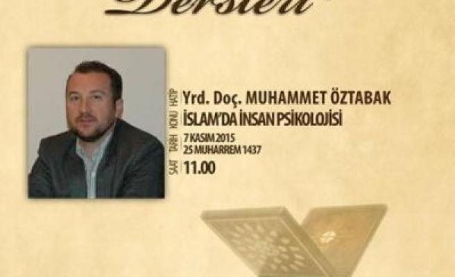 İslam'da insan psikolojisi