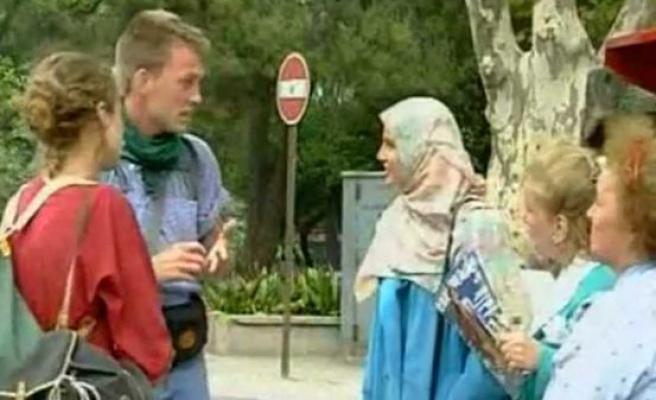 Danimarkalı gelin müslüman olursa