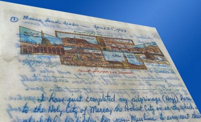 İşte Malcolm X'in Hac sırasında yazdığı mektup