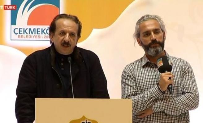 Mecidi: İslamofobi sanatla aşılabilir (video)