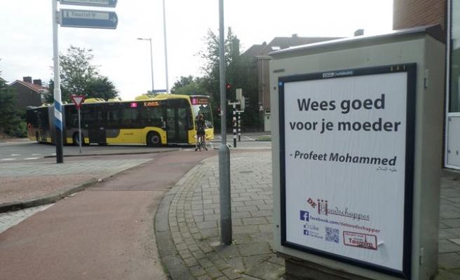 Hollanda'da hadislerle İslamofobi mücadelesi