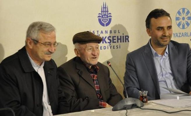 Osman Akkuşak hatıralarını anlattı